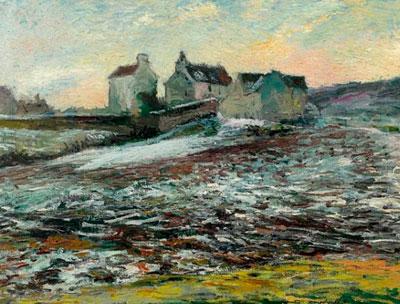 Виктор Виньон. Французские земли