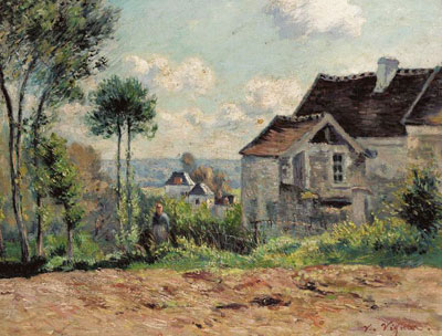 Виктор Виньон. Ферма